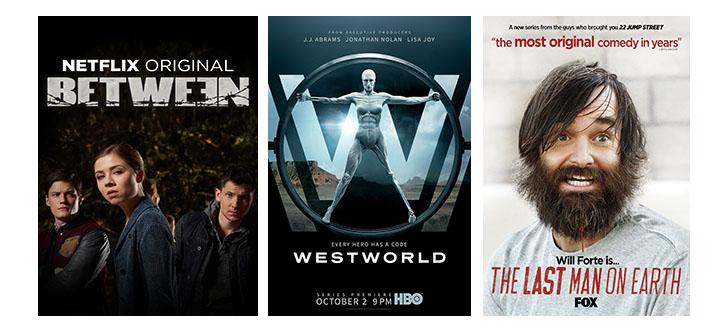 post-apocalyptische series