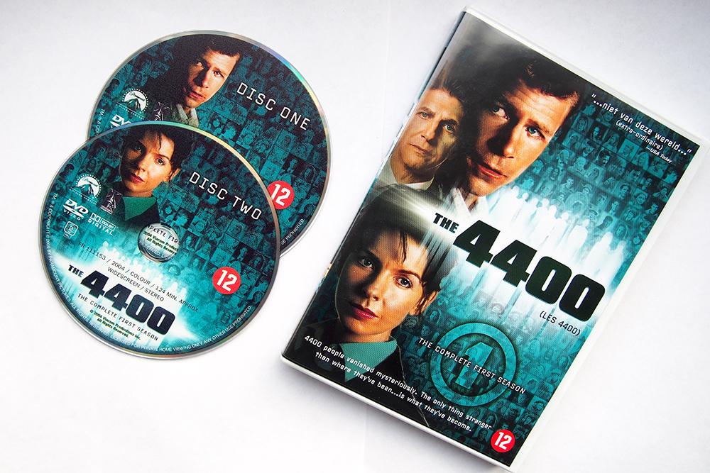 The 4400 - seizoen 1