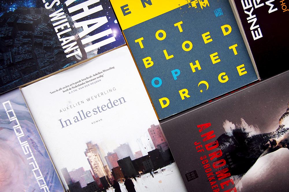 Harland Awards Boekprijs