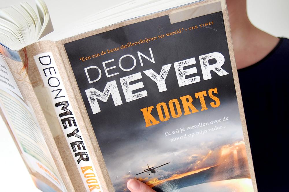 Koorts - Deon Meyer