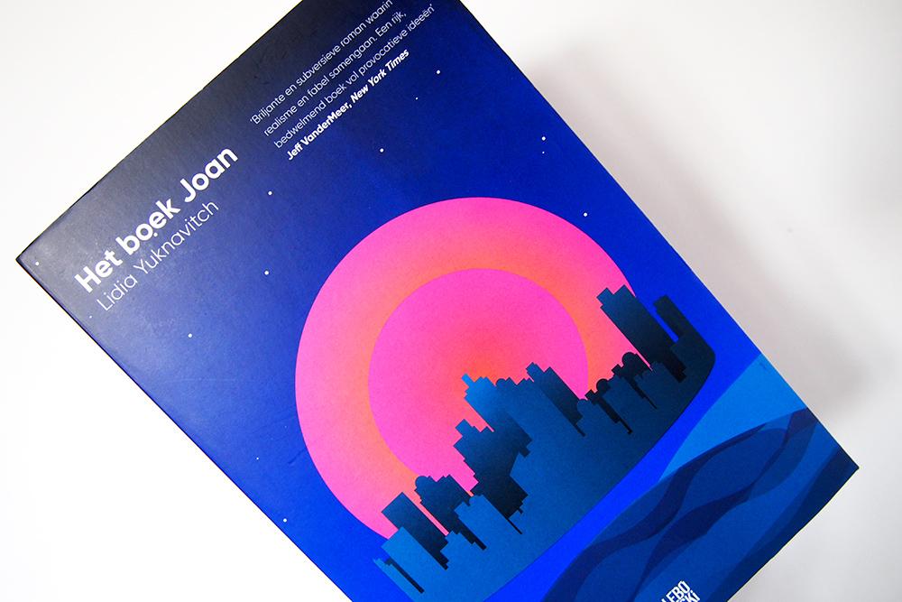 Het boek Joan: een bijzondere dystopische vertelling