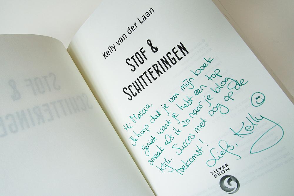 Stof & Schitteringen - Kelly van der Laan