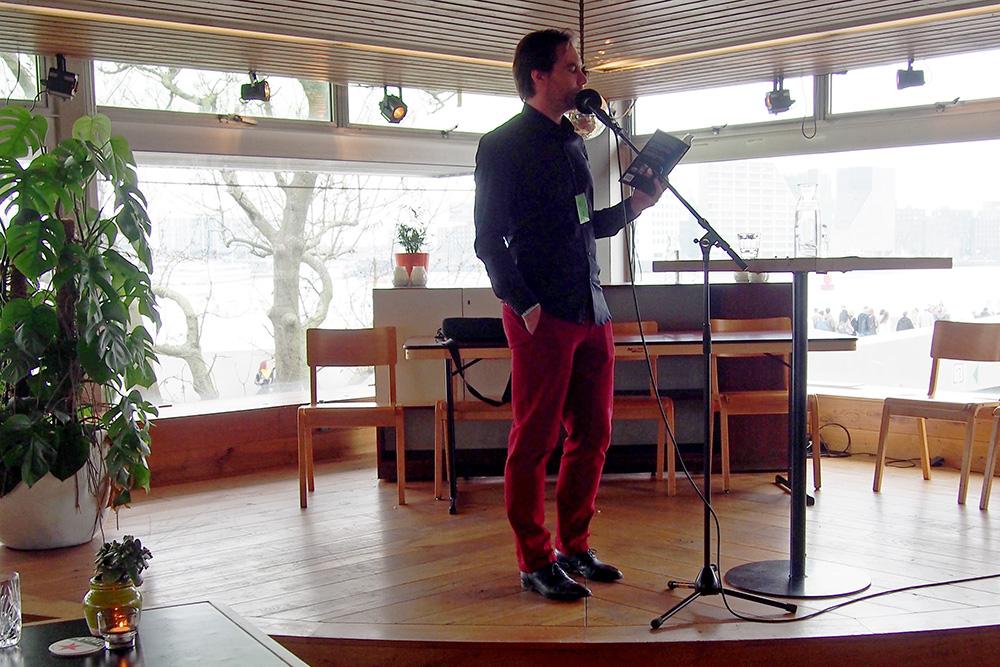 Dag van het Fantastische Boek: Auke Hulst