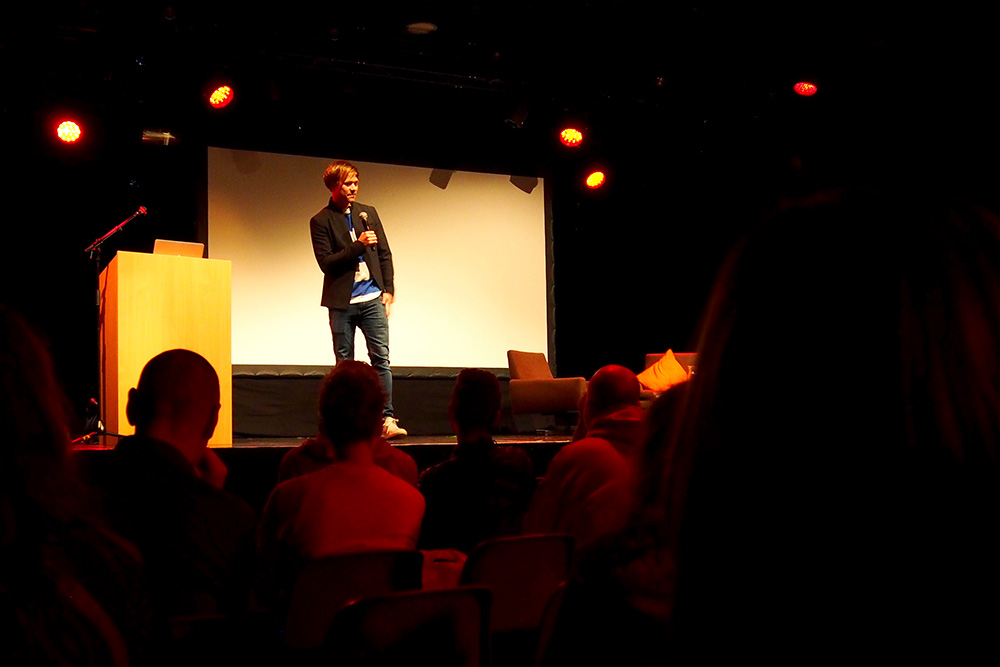 Dag van het Fantastische Boek: Thomas Olde Heuvelt
