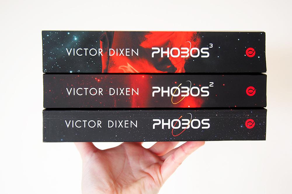 Phobos³ - Victor Dixen