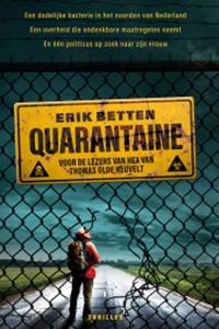 Quarantaine: Noord-Nederland krijgt te maken met een zombie-uitbraak
