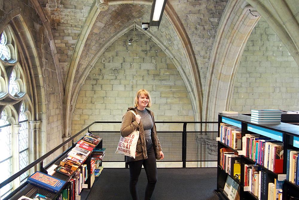 Boekhandel Dominicanen Maastricht