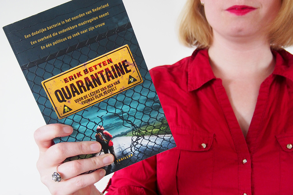 Quarantaine - Erik Betten