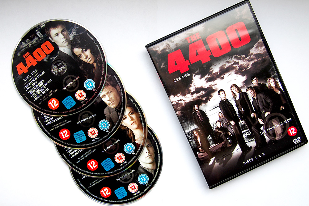 The 4400 seizoen 4