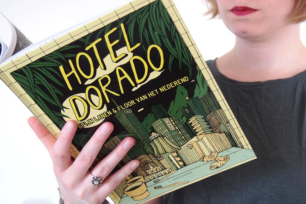 Hotel Dorado - Pepijn Lanen en Floor van het Nederend
