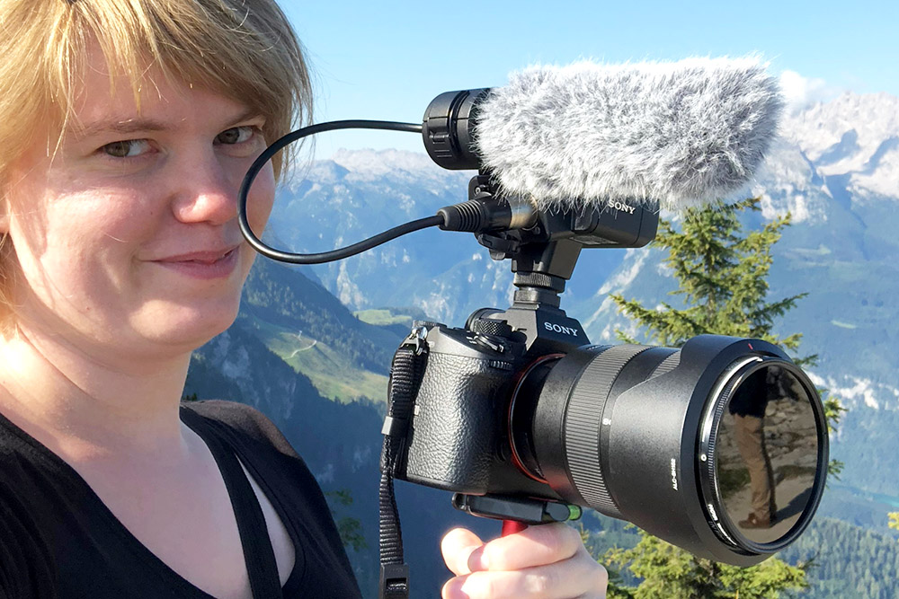 Marcia in Berchtesgaden