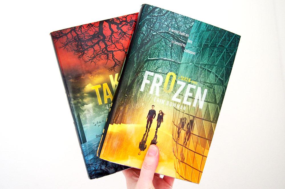 Frozen - Erin Bowman