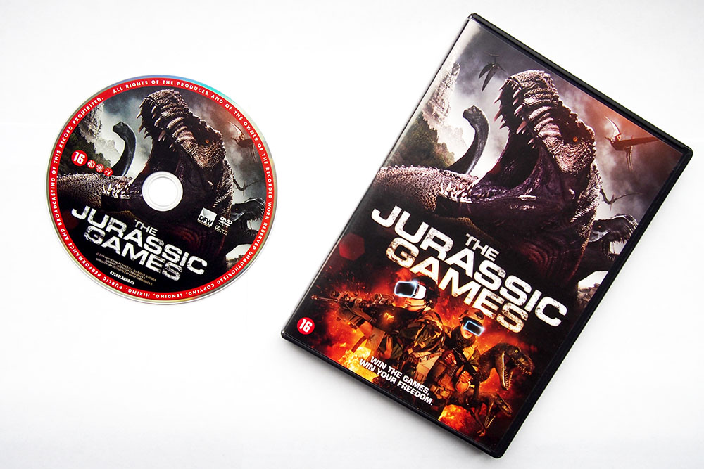 The Jurassic Games
