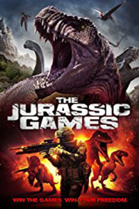 The Jurassic Games: tien criminelen vs. dinosauriërs