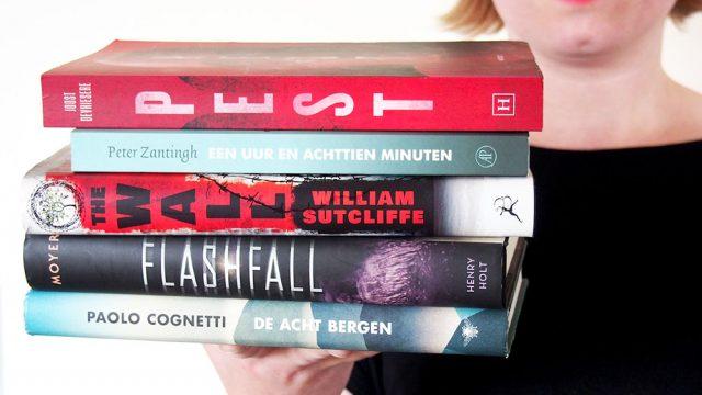 Augustus: Berchtesgaden, Wenen en 11 nieuwe boeken