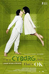 I'm a cyborg but that's ok: een zeer bizarre film