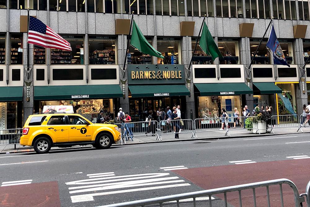 September: New York, Londen en 18 nieuwe boeken