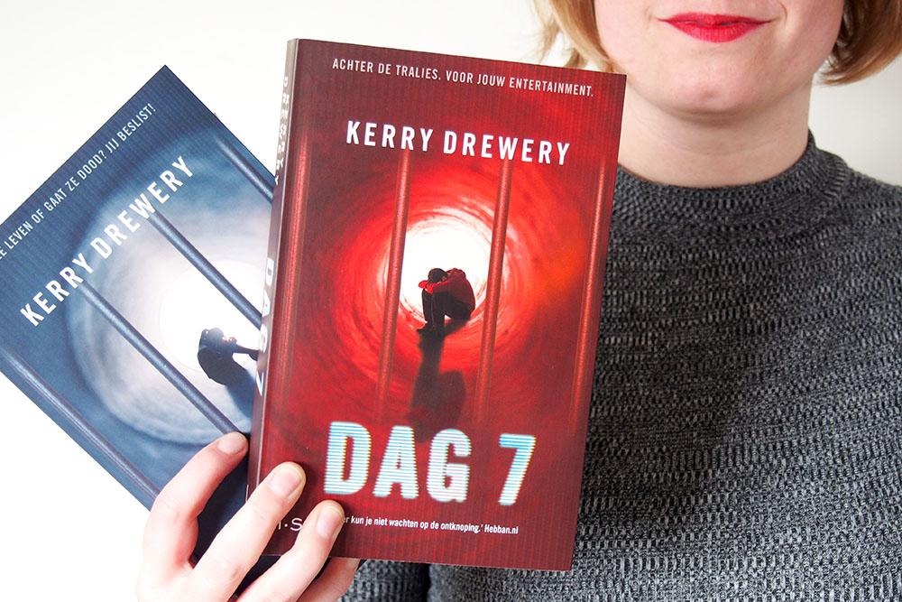 Dag 7 - Kerry Drewery