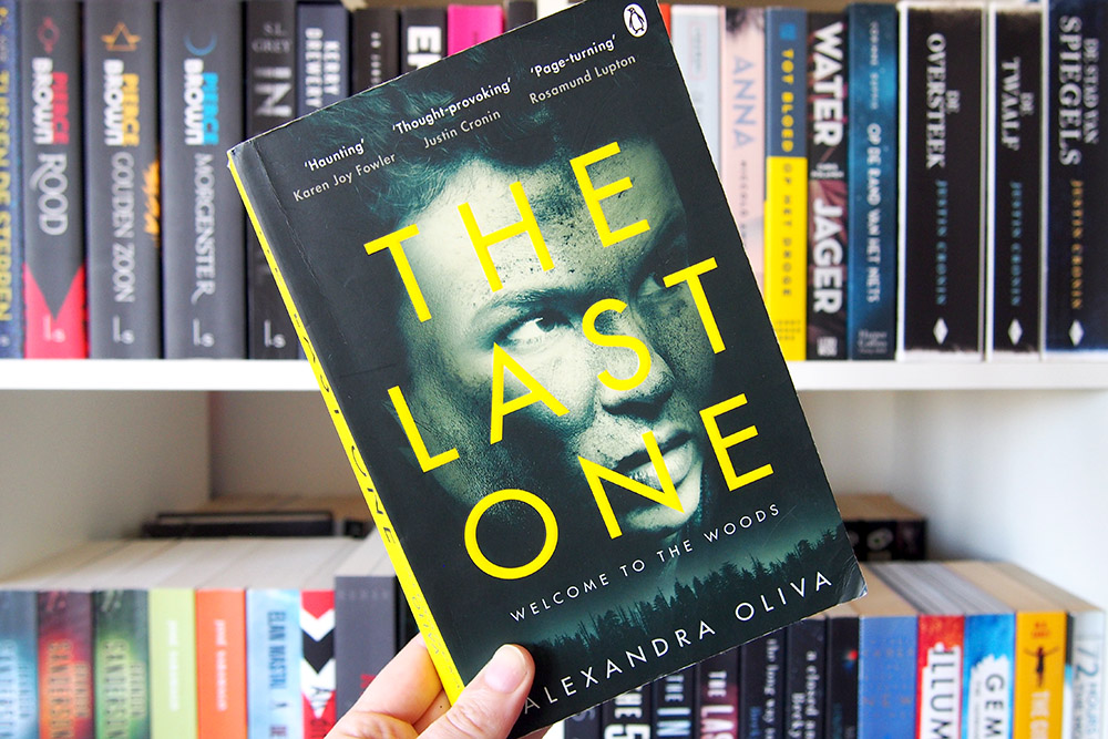 The Last One - Alexandra Oliva