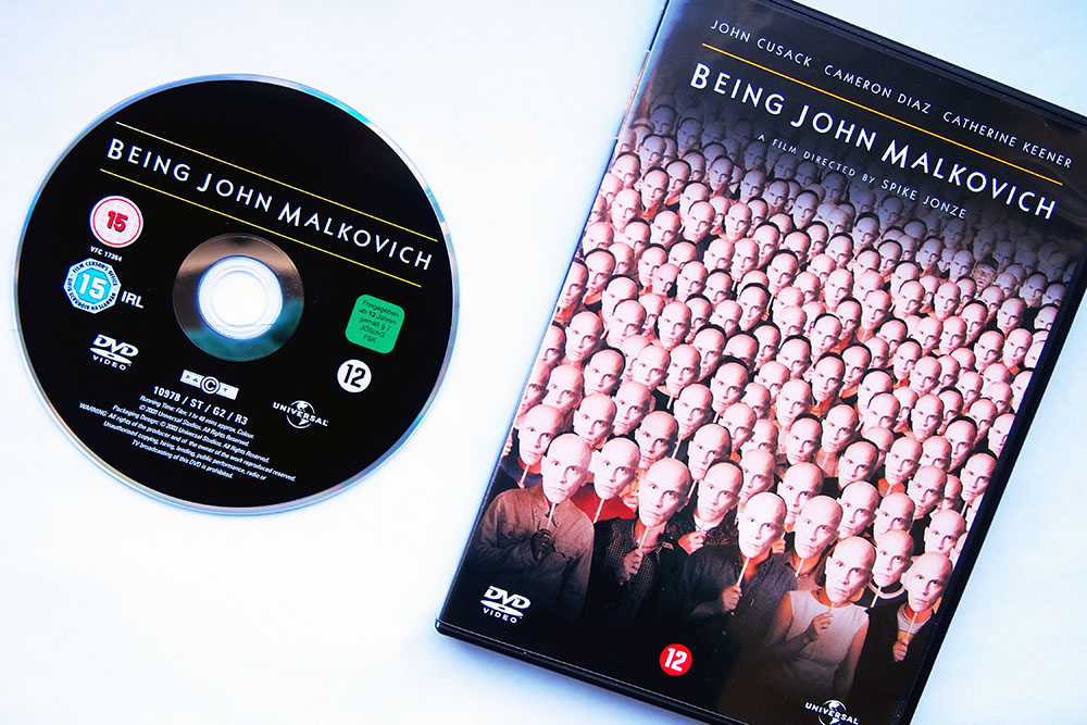 Being John Malkovich - Spike Jonze