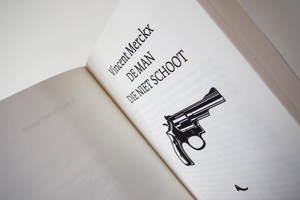 De man die niet schoot - Vincent Merckx