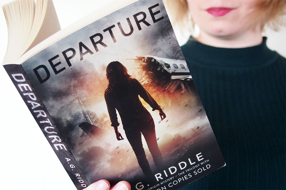 Departure - A.G. Riddle