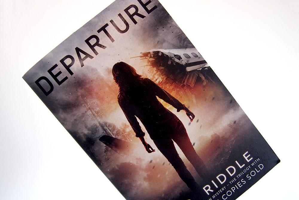 Departure: van een vliegtuigcrash naar de toekomst