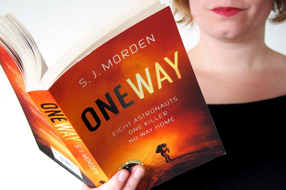 One Way - S.J. Morden