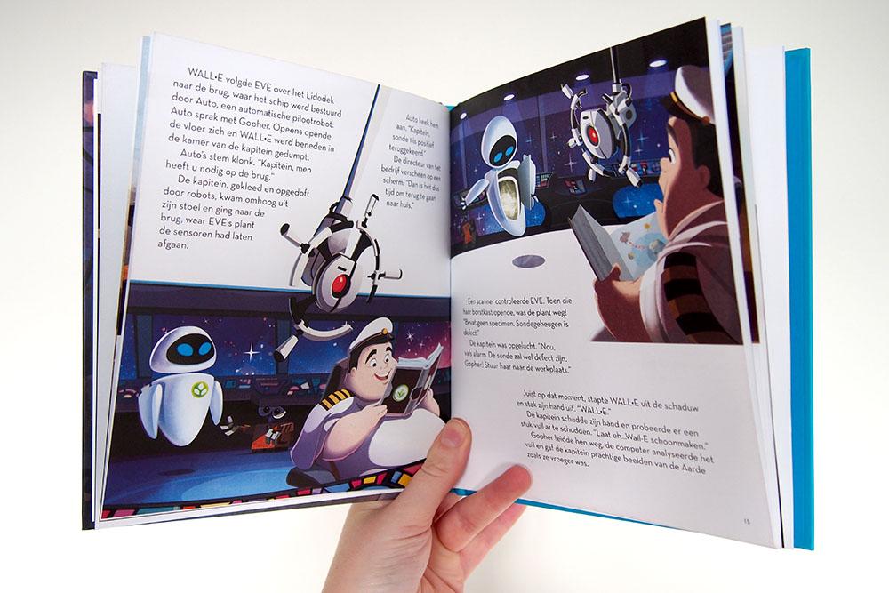 Wall-E boek