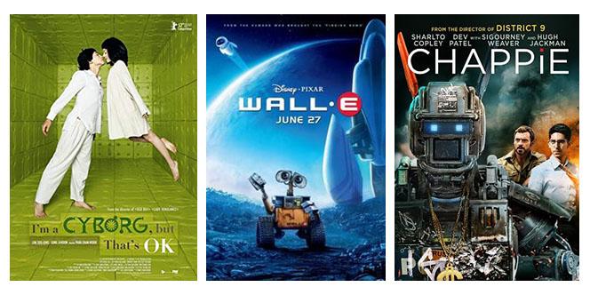 films over robots