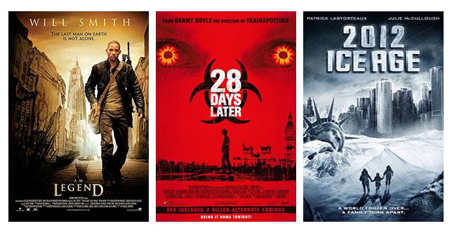 Post-apocalyptische films