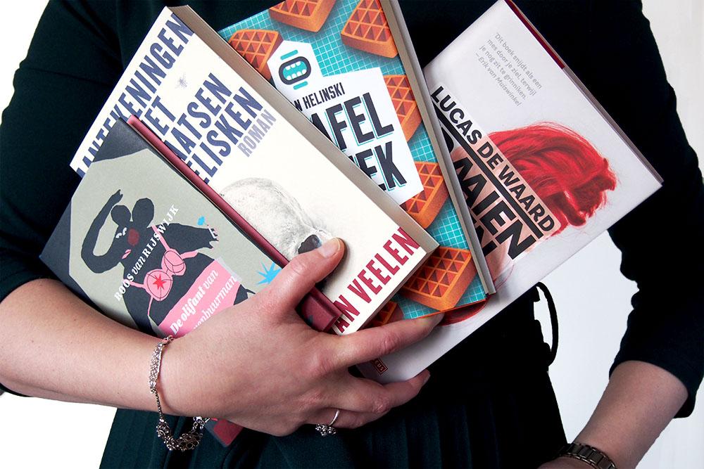 December: ik las negen boeken en maakte fijne uitstapjes