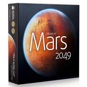 Bordspel: Mission To Mars 2049