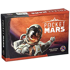 Bordspel: Pocket Mars