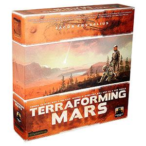 Bordspel: Terraforming-Mars