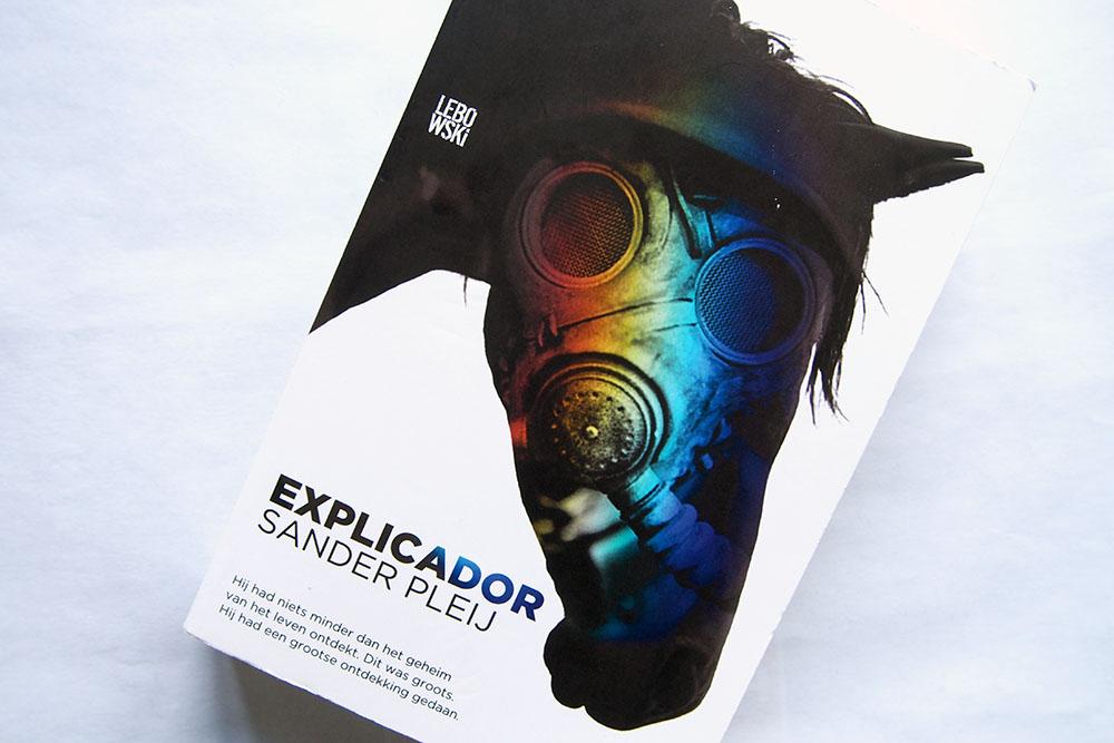Explicador - Sander Pleij