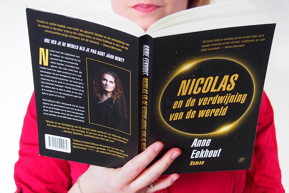 Nicolas en de verdwijning van de wereld: triest verhaal met luguber randje