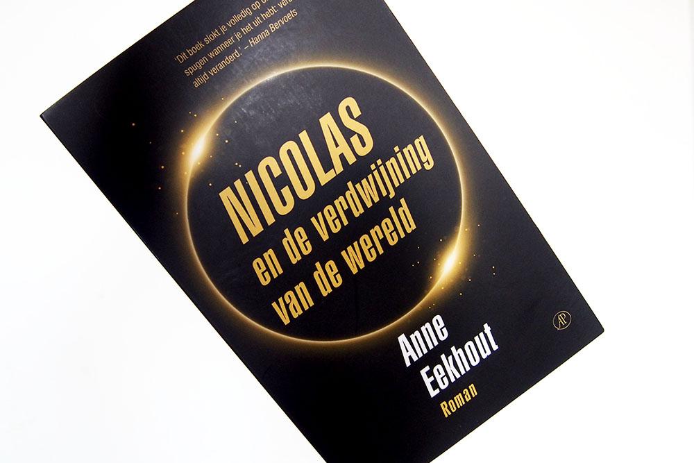 Nicolas en de verdwijning van de wereld - Anne Eekhout