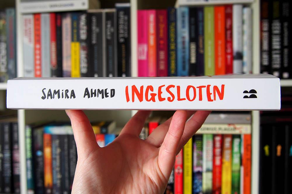 Ingesloten - Samira Ahmed