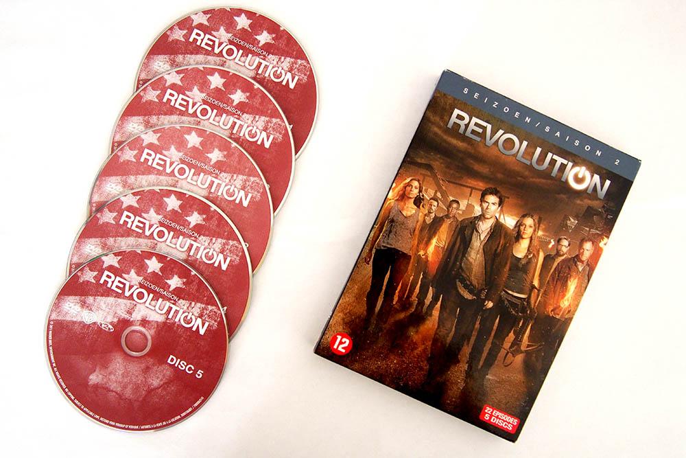 Revolution seizoen 2