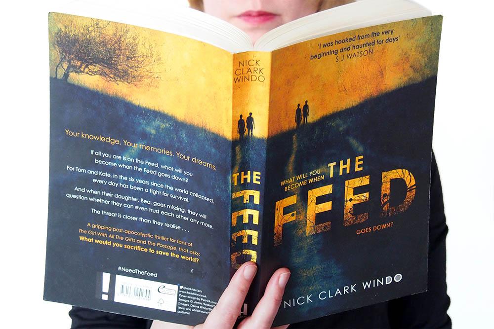 The Feed: psychologische thriller in een wereld zonder tech