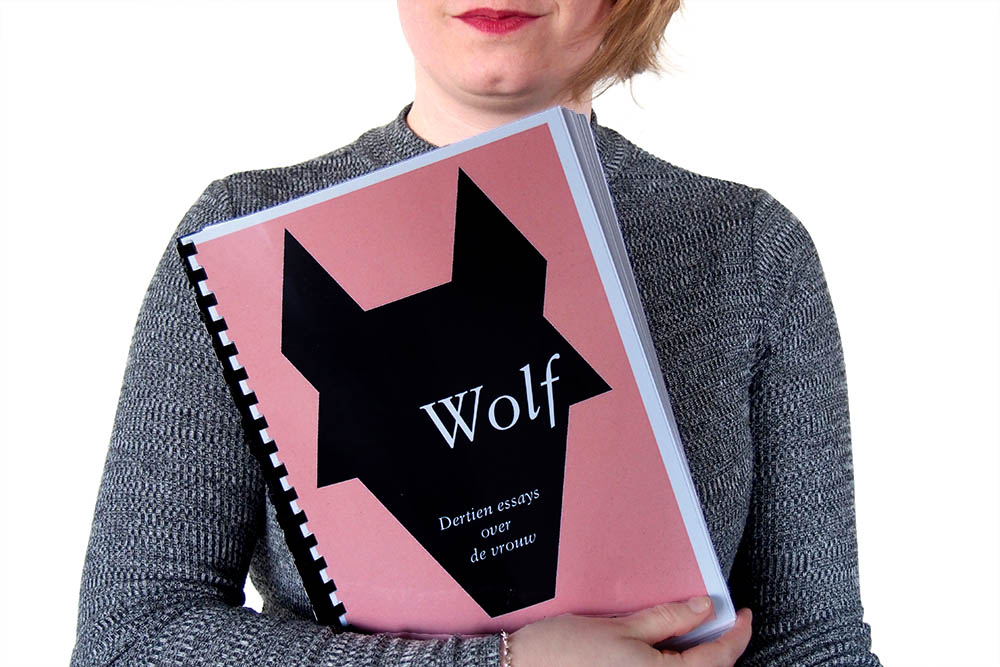 Wolf - Maartje Laterveer
