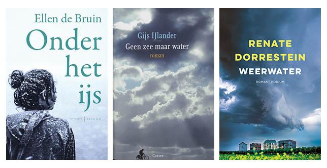 klimaatverandering: klimaatromans van eigen bodem