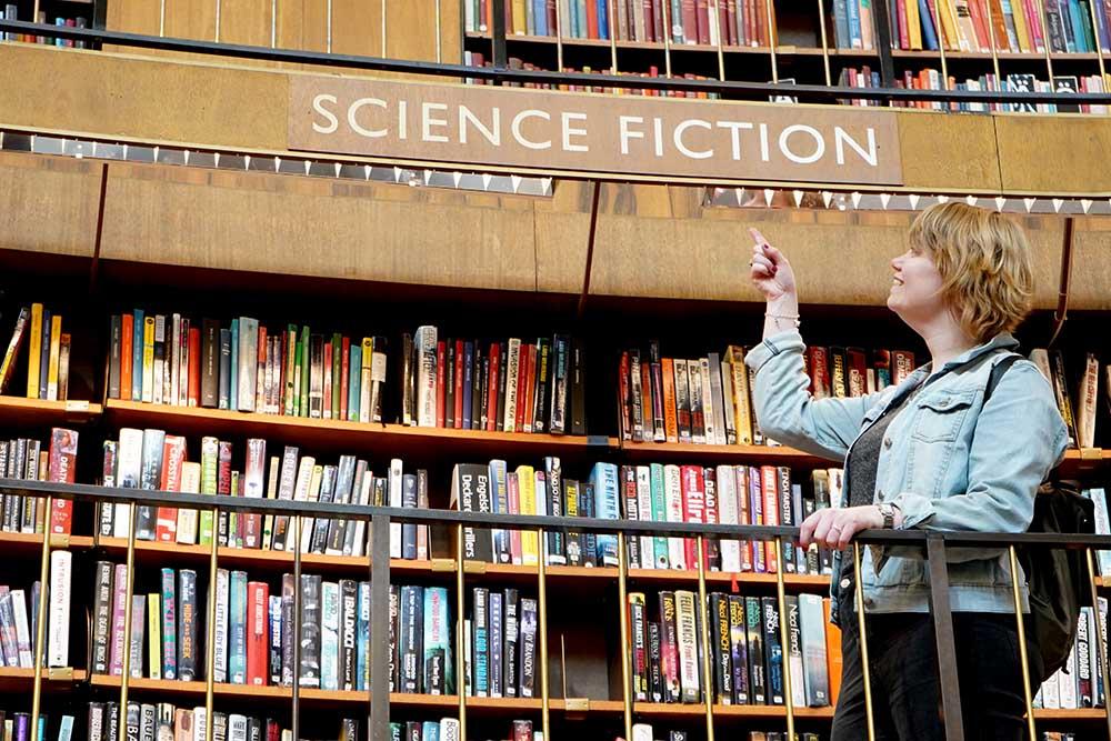 5 boekentips uit de bibliotheek van Stockholm