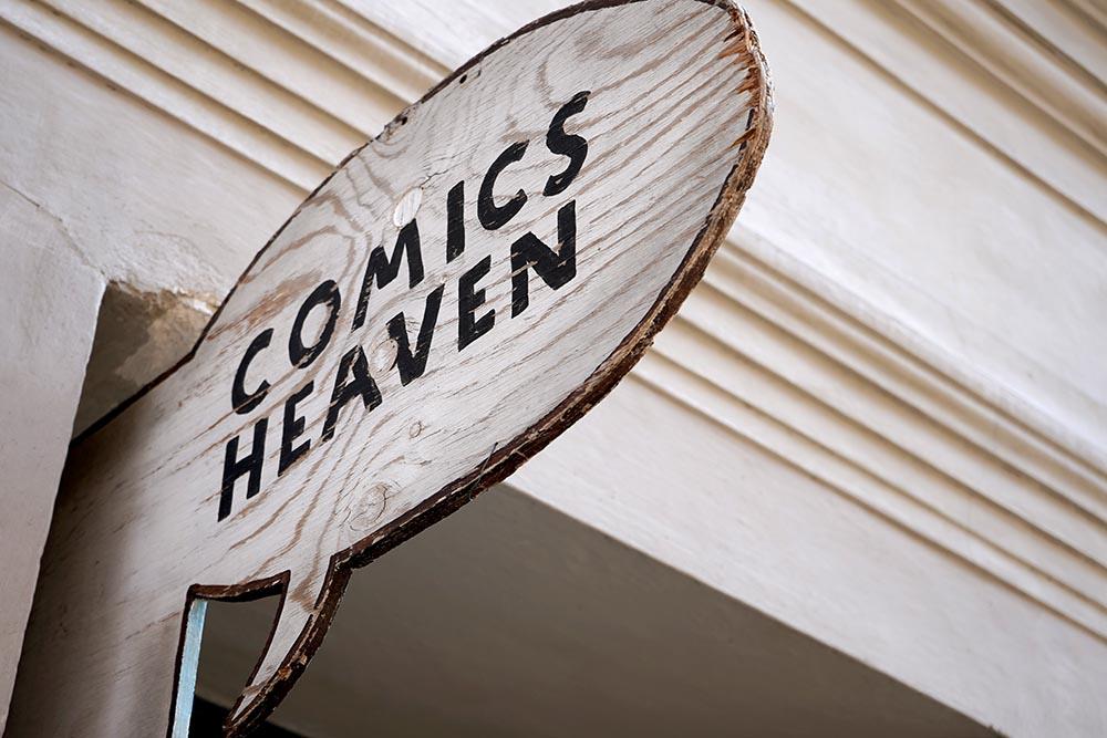 Comics Heaven Stockholm