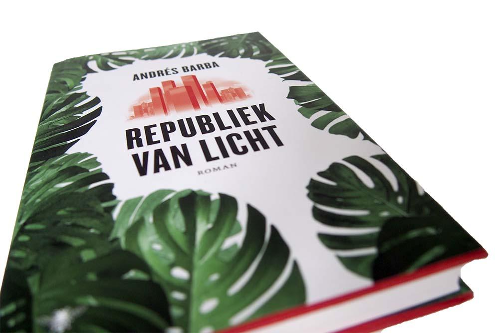 Andrés Barba - Republiek van licht