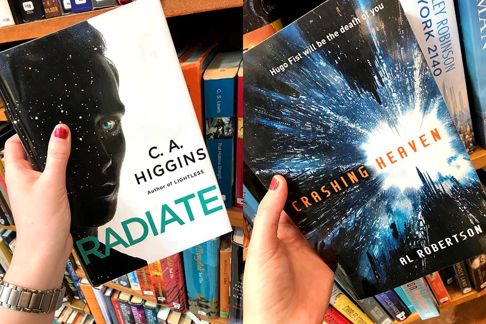 Science Fiction boekentips Bibliotheek Stockholm