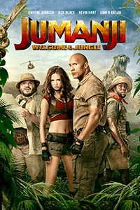Hoe Jumanji: Welcome to the Jungle me deed schaterlachen