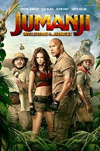 Hoe Jumanji: Welcome to the Jungle me deed schaterlachen