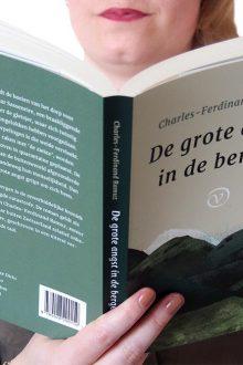 De grote angst in de bergen - Charles-Ferdinand Ramuz